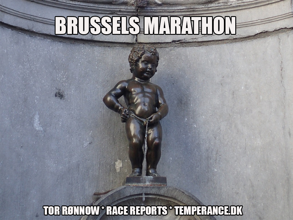 Brussels Airport Marathon 2018 - Tor Rønnow