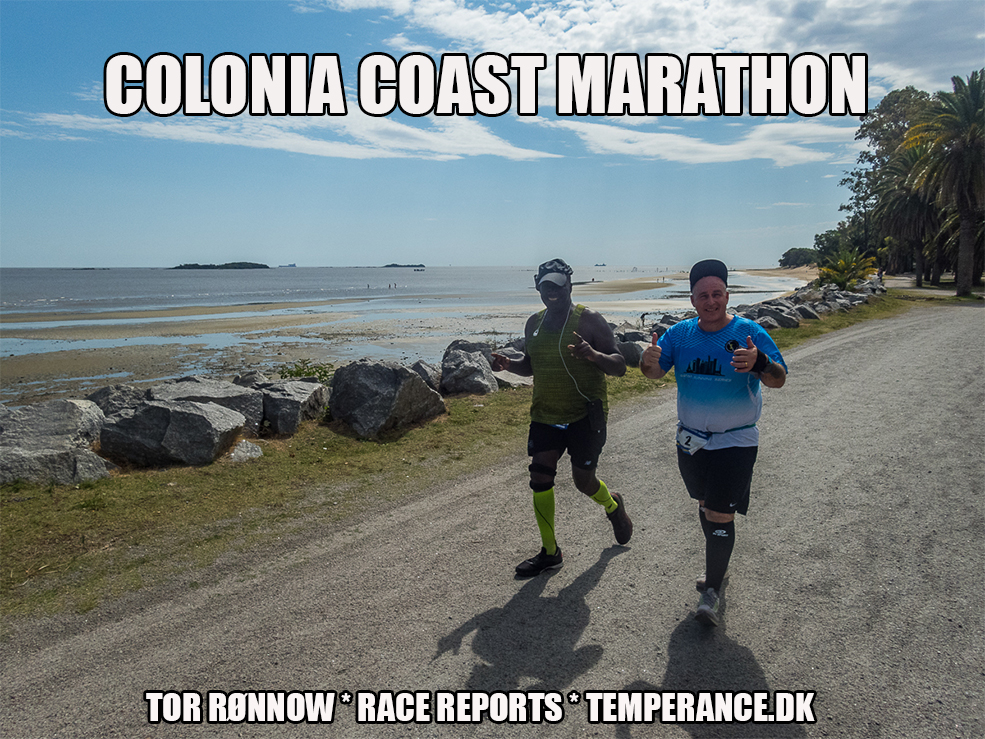 Colonia Cost Marathon 2020 - Southern Hemisphere Challenge 2020 - Tor Rønnow