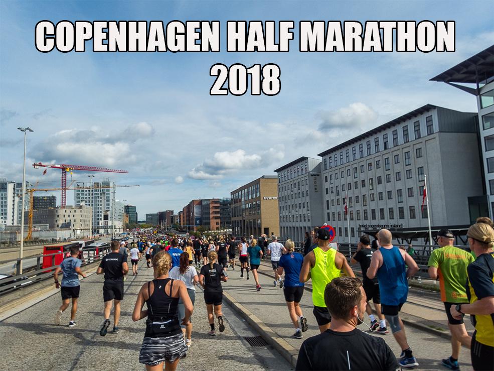 Copenhagen Half Marathon 2018 - Tor Rønnow