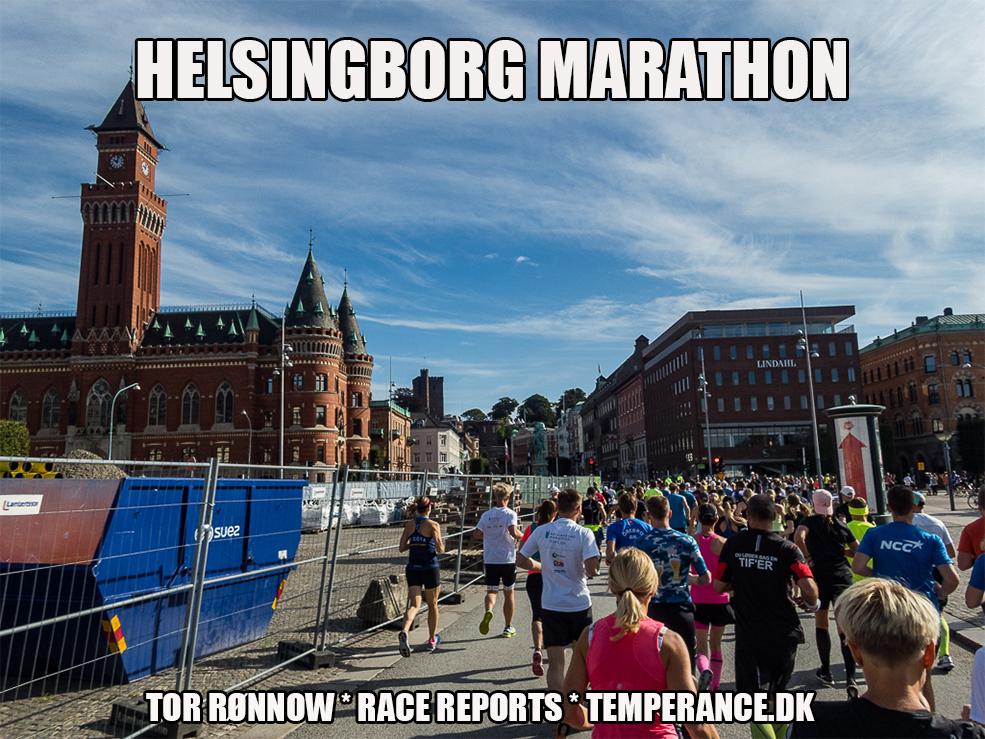 Helsingborg Marathon 2017 - Tor Rønnow