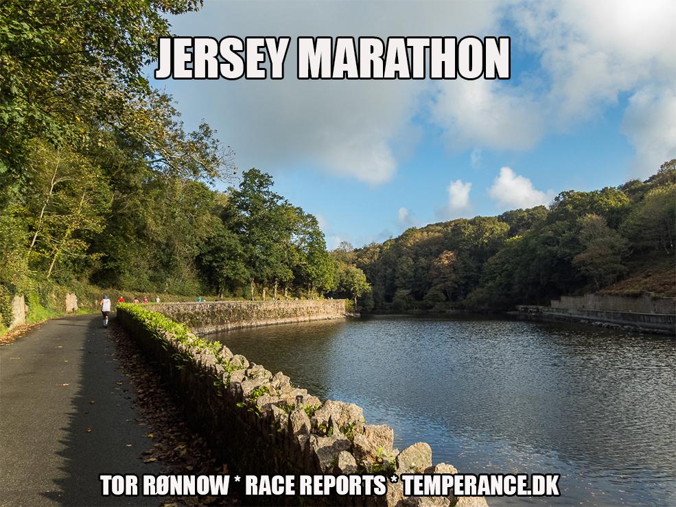'Jersey Marathon 2019 - Tor Rønnow