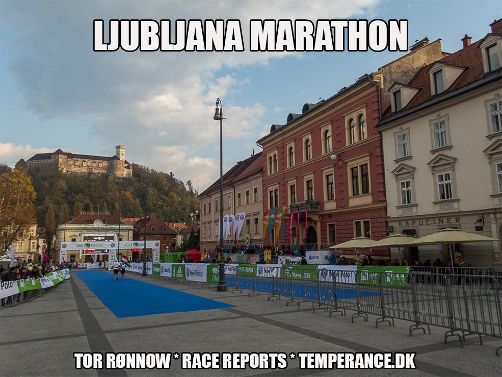Ljubljana Marathon 2017 - Tor Rønnow
