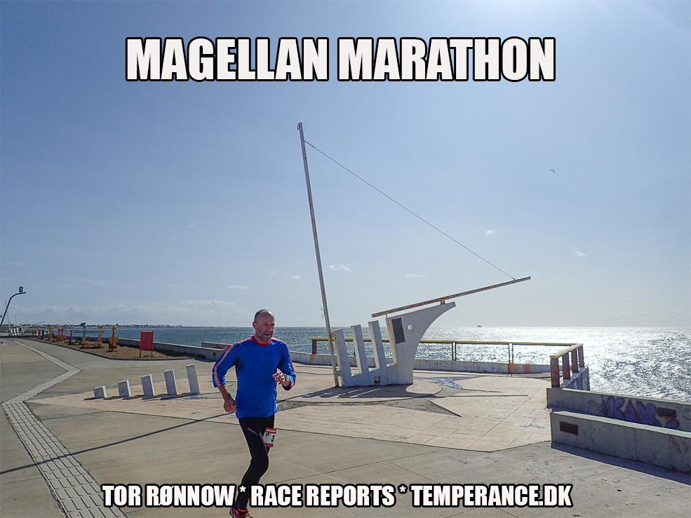 Magellan Marathon 2020 - Chile - Tor Rønnow