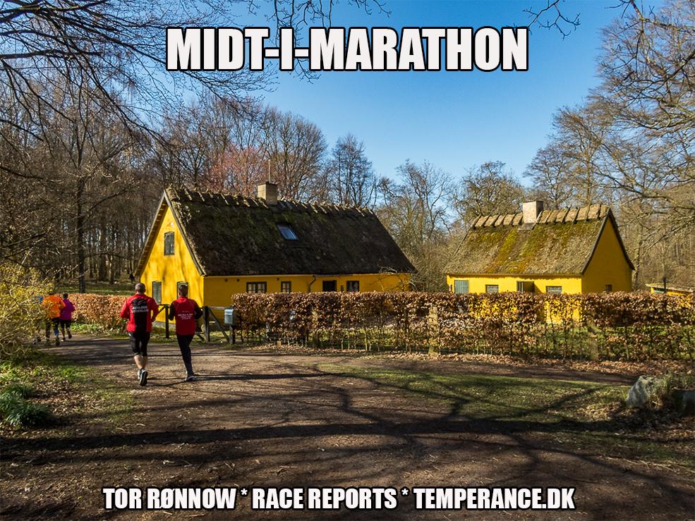 Midt-I-Marathon 2019 - Tor Rønnow