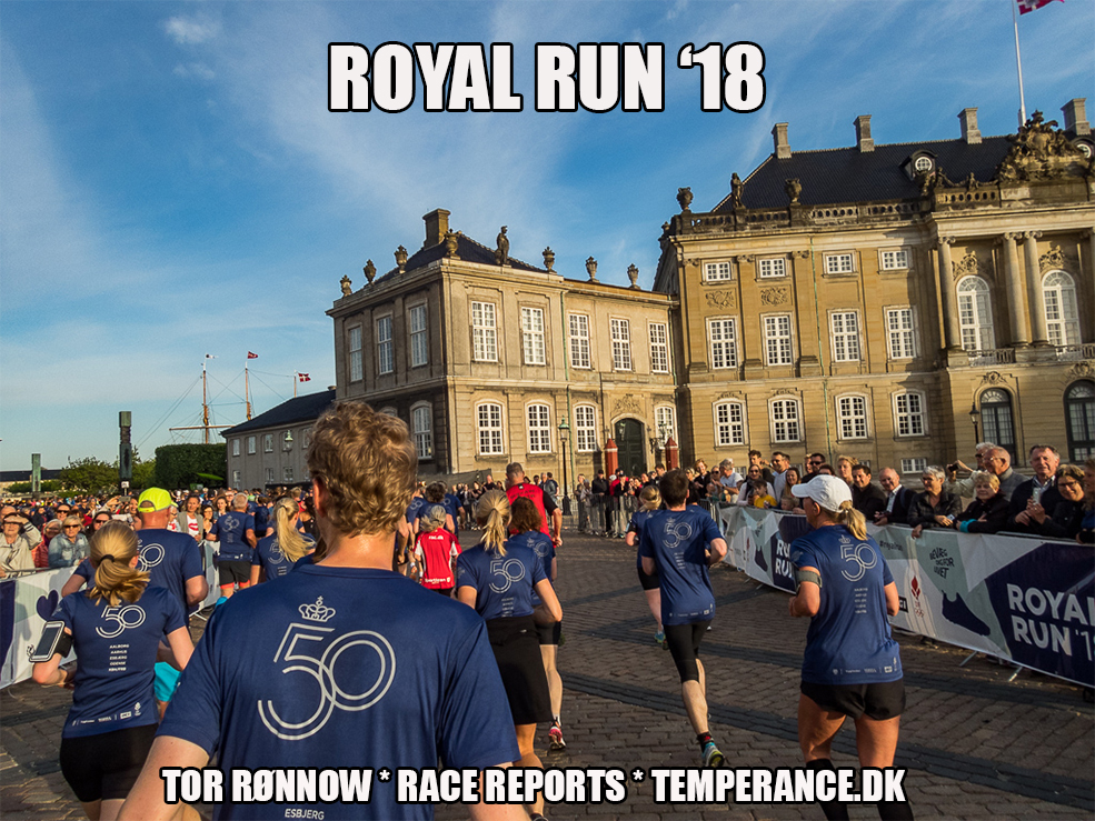 Royal Run '18 - Tor Rønnow