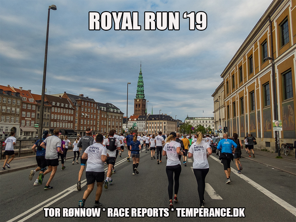 Royal Run '19 - Tor Rønnow