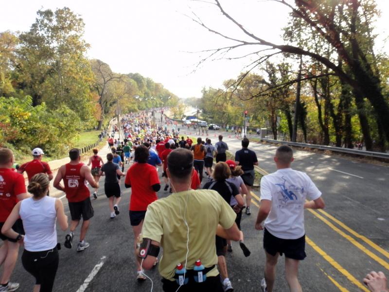 Marine Corps Marathon (Washington) 2010 Pictures - Tor Rønnow