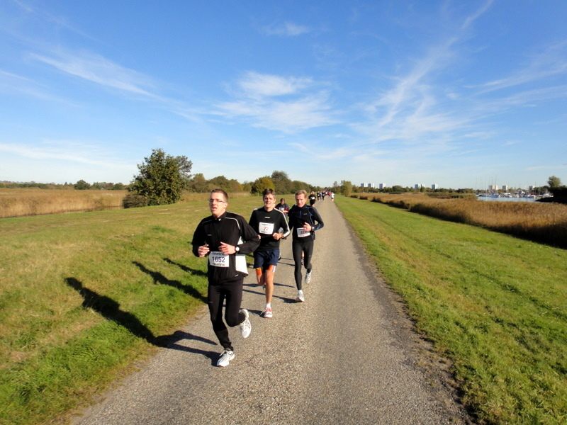 Sydkyst marathon Fall 2010 Pictures - Tor Rønnow