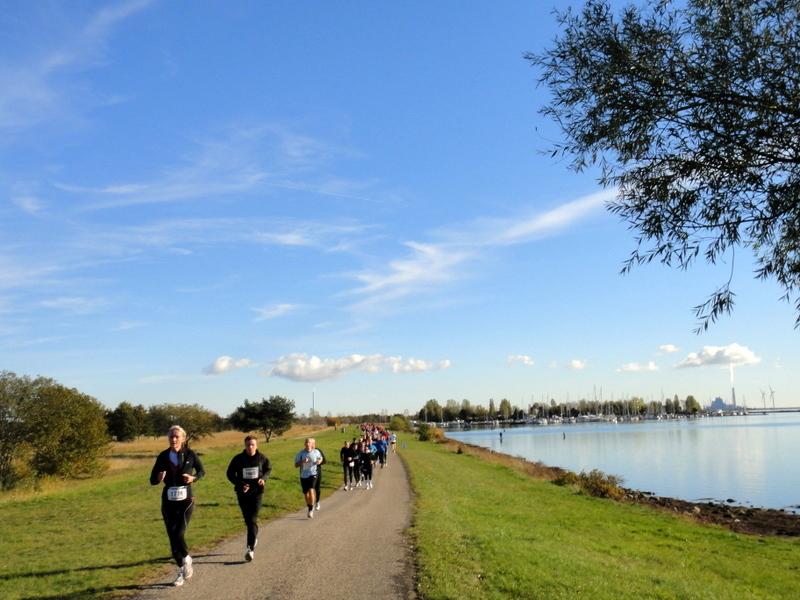 Sydkystmarathon - Tor Rønnow - motionsløb.dk