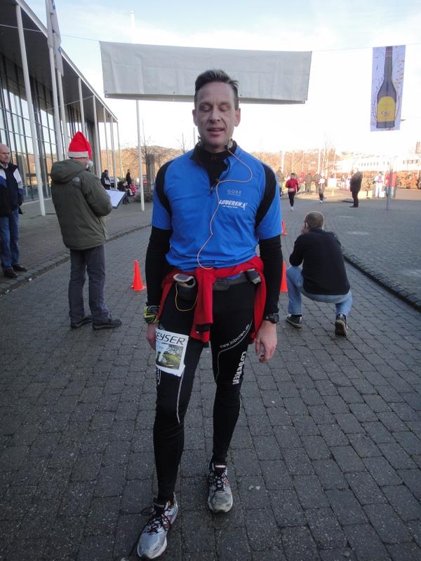 Dr. Nielsen Vinterhyggemarathon 2011 - Tor Rønnow
