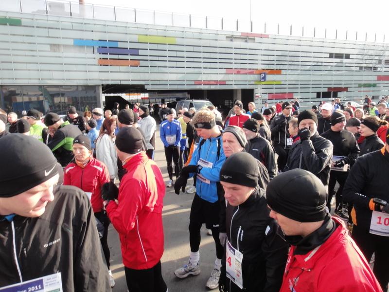 Holstebro Bymarathon 2011 - Tor Rønnow