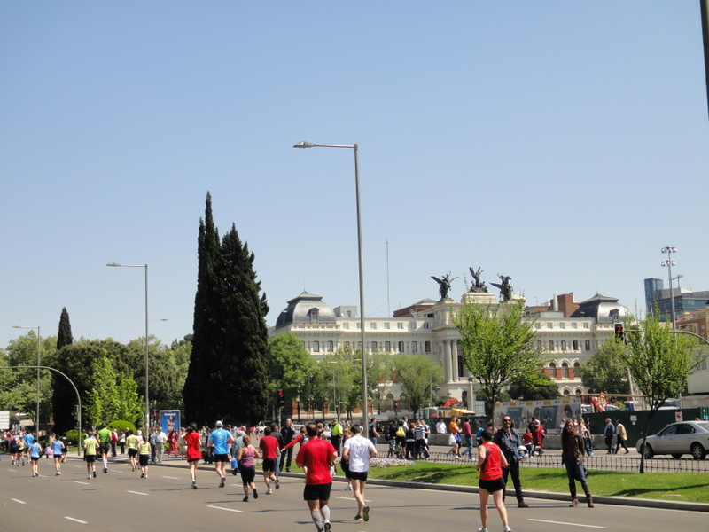 Madrid Maraton 2011 & El Clasico - pictures - Tor Rønnow