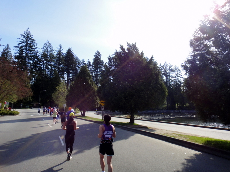 Vancouver Marathon 2011 - pictures / photos - Tor Rønnow