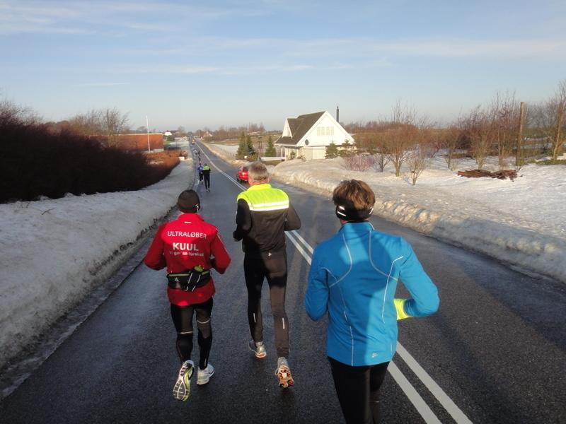 Kalundborg Vintermarathon 2011 - Tor Rønnow