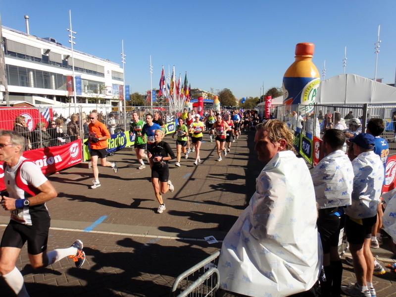 Amsterdam Marathon 2011 - pictures - Tor Rønnow