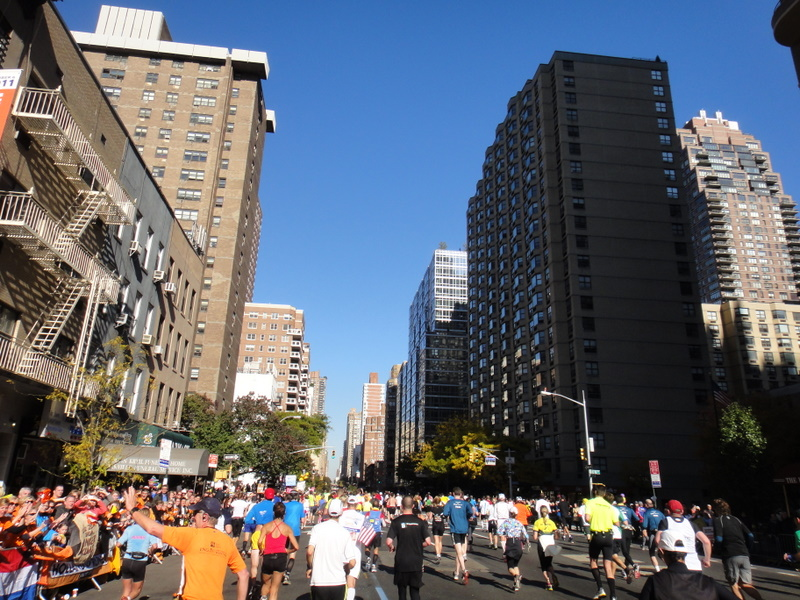 New York City Marathon 2011 - pictures