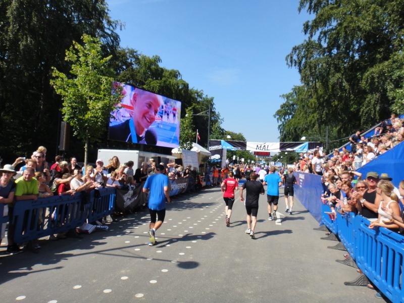 SPARTA Powerade Halvmaraton 2011 - Tor Rønnow