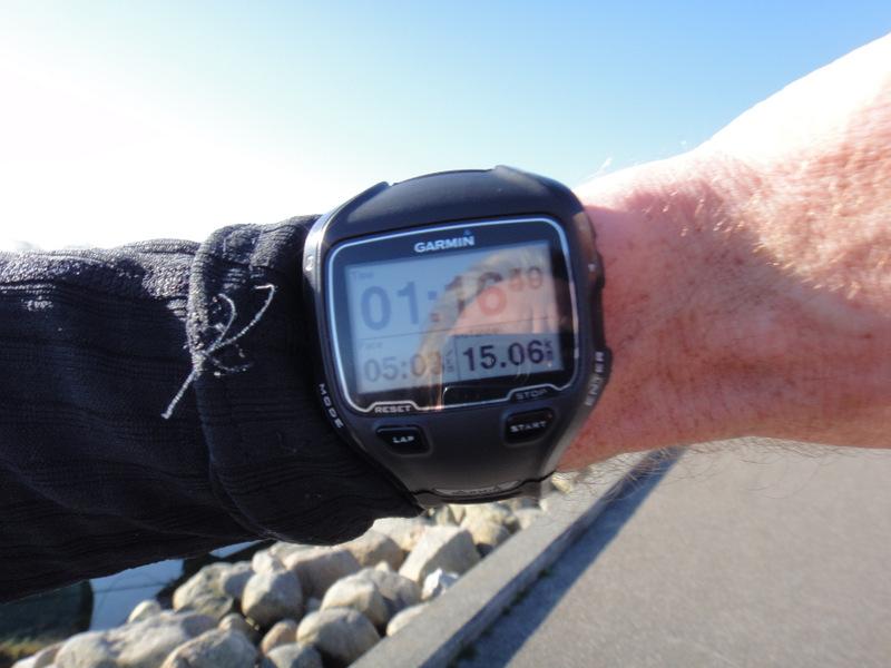 Peter Buhrs sidste marathon - pictures - Tor Rønnow