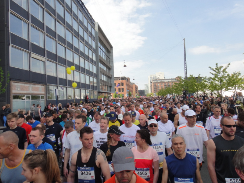 Copenhagen Marathon 2012 - Tor Rønnow