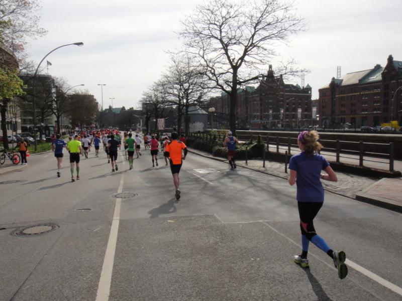 Hamburg Marathon 2012 - pictures - Tor Rønnow