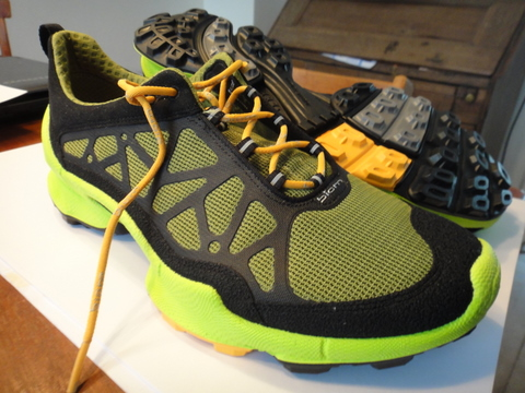 ECCO BIOM running shoes - Tor Rønnow
