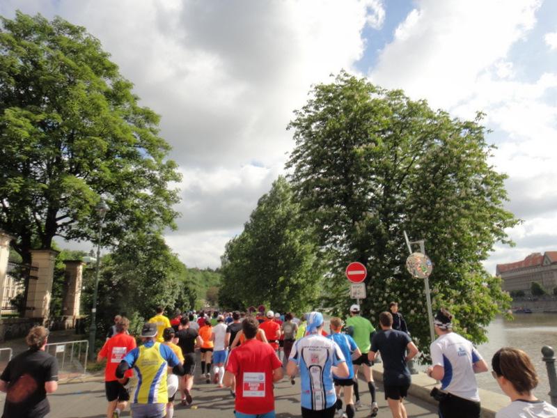 Prague Marathon 2012 - pictures - Tor Rønnow