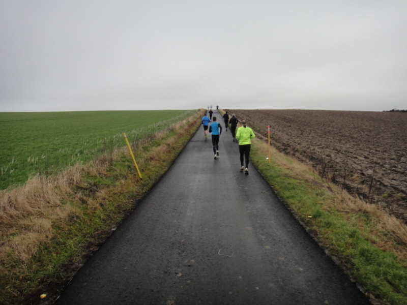 Kalundborg Vintermarathon 2012 - Tor Rønnow - motionsløb.dk
