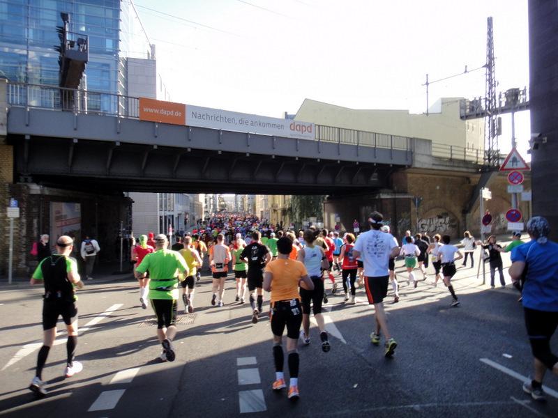 Berlin Marathon 2012