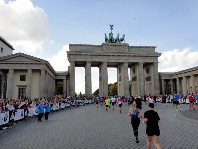 Berlin Marathon 2012 - Tor Rønnow