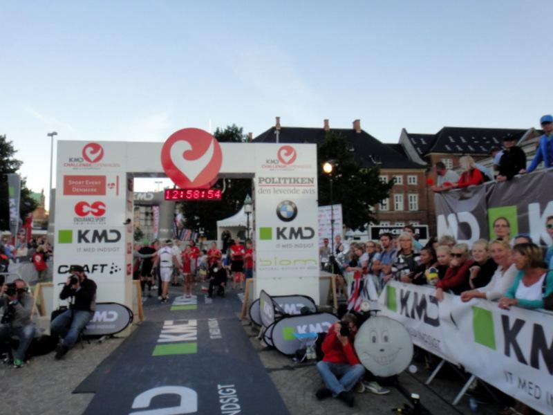 Challenge Copenhagen 2012 - Tor Rønnow