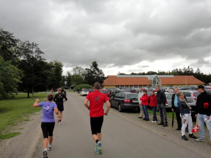 Fredskov Knuthenborg Marathon 2012 - Tor Rønnow