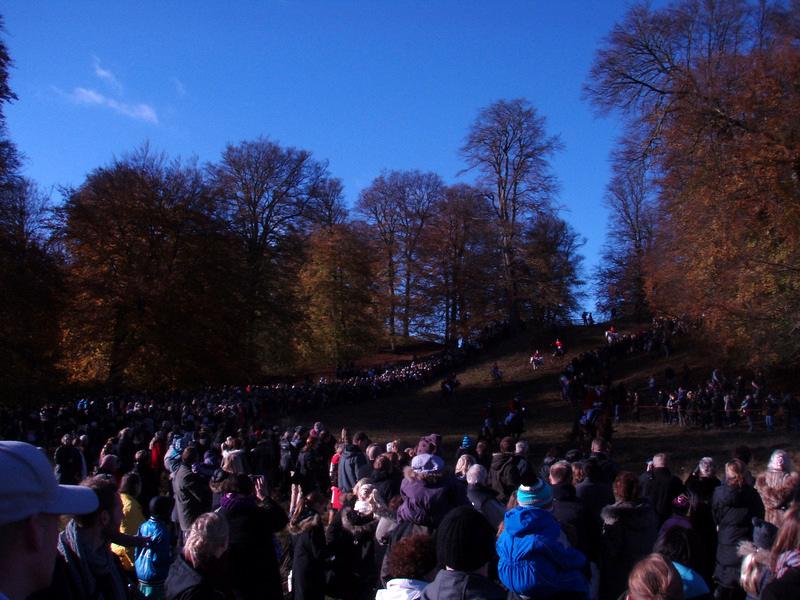 Hubertusjagt Rudersdal Marathon 2012 - Tor Rønnow