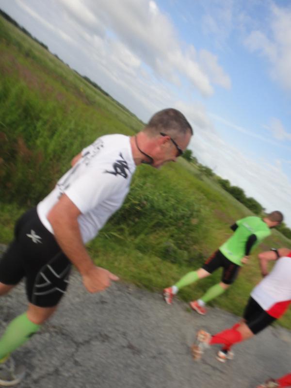 Skinnermaraton 21-JUL-2012 - Tor Rønnow