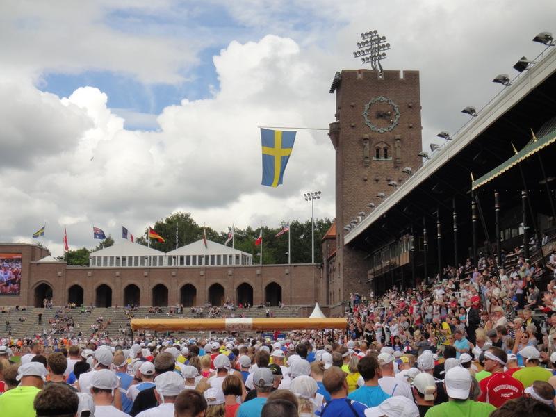 Jubileumsmarathon Stockholm 2012 - Tor Rønnow - motionsløb.dk