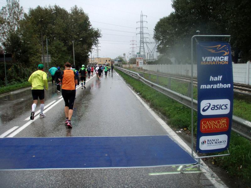 Venedig Marathon 2012 - Tor Rønnow