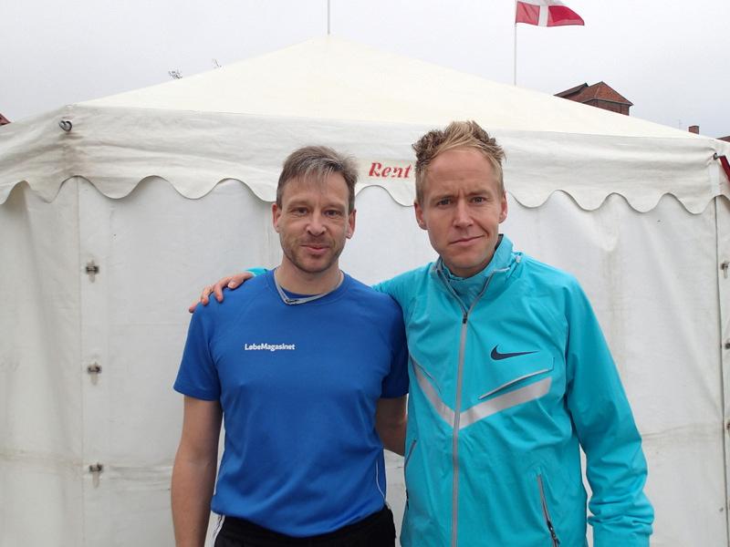 NYKREDIT Copenhagen Marathon 2013 - Tor Rønnnow - Henrik Them