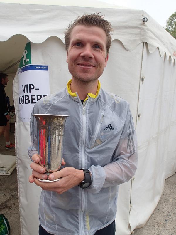 NYKREDIT Copenhagen Marathon 2013 - Tor Rønnow - Martin Parkhøi - ELSK AT LØBE