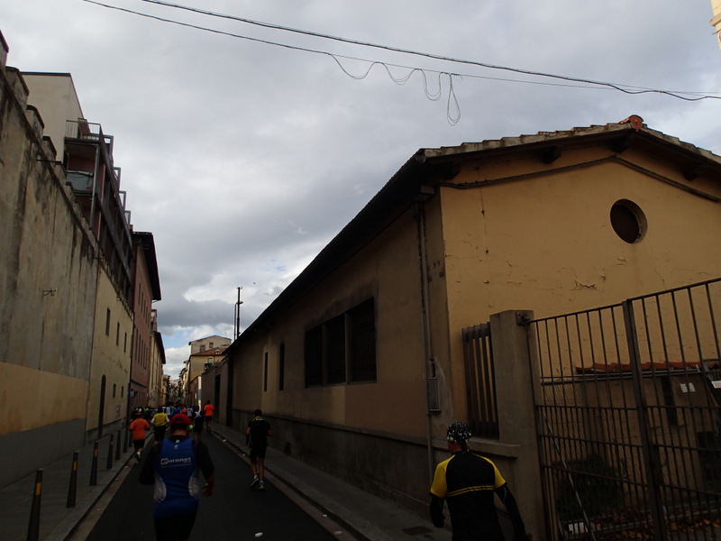 Firenze Marathon - Tor Rønnow