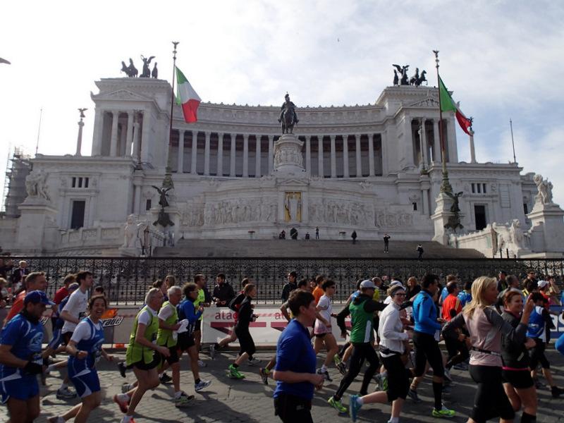 Maratona Di Roma 2013 - Tor Rønnow