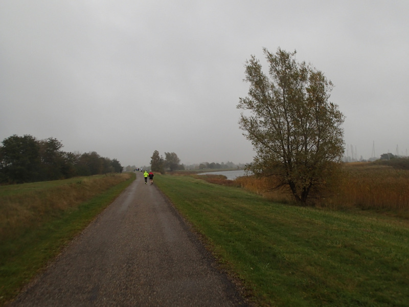 Sydkystmarathon Efterår 2013 - Tor Rønnow