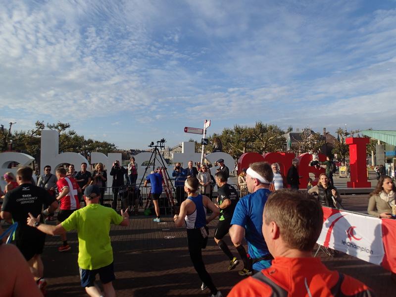 Amsterdam Marathon 2014 - Tor Rønnow