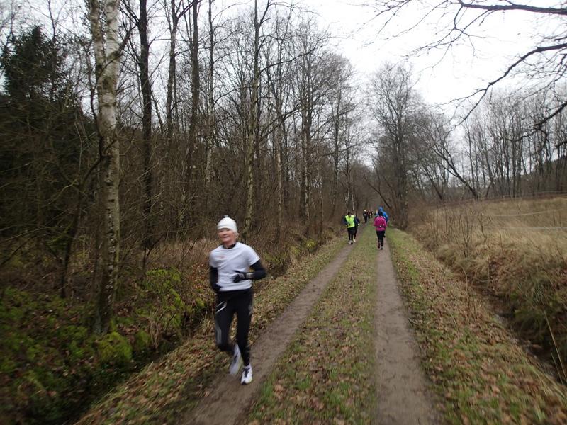 Dr. Nielsens Vinterhyggemarathon - Tor Rønnow
