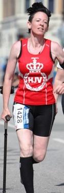 VM Halvmarathon København -  Marianne Hüche - Tor Rønnow - motionsløb.dk