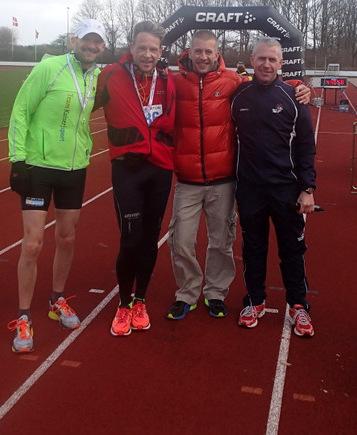 Sydkystmarathon Forår 2014 - Greve Trim - Tor Rønnow