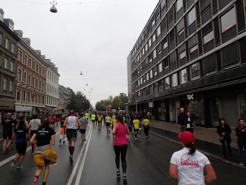 COPENHAGEN HALF MARATHON 2015 - Tor Rønnow