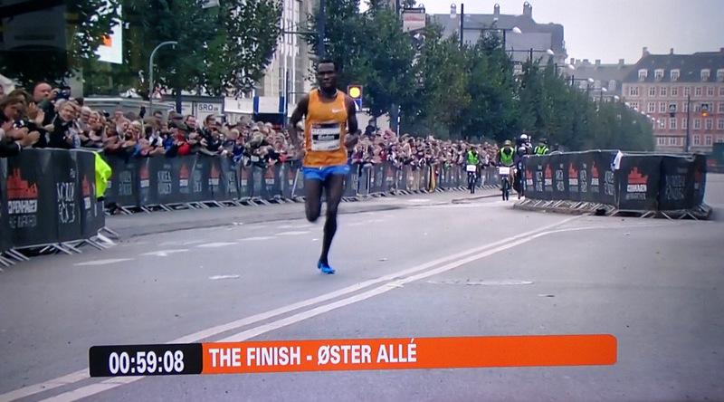 Copenhagen Half Marathon - Tor Rønnow - motionsløb.dk
