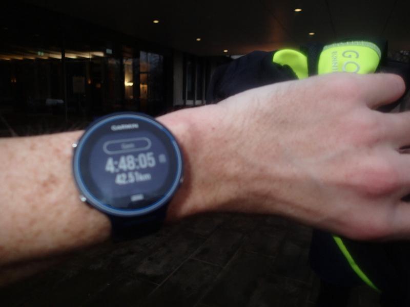 DTU Cannonball Marathon 19 december 2015 - Tor Rønnow