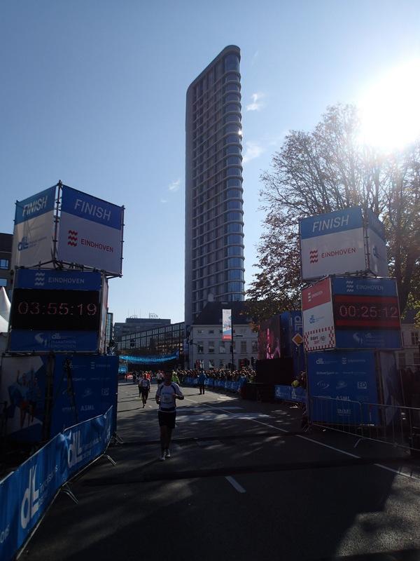 Eindhoven Marathon 2015 - Tor Rønnow