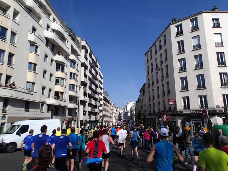 Marathon de Paris - Tor Rønnow