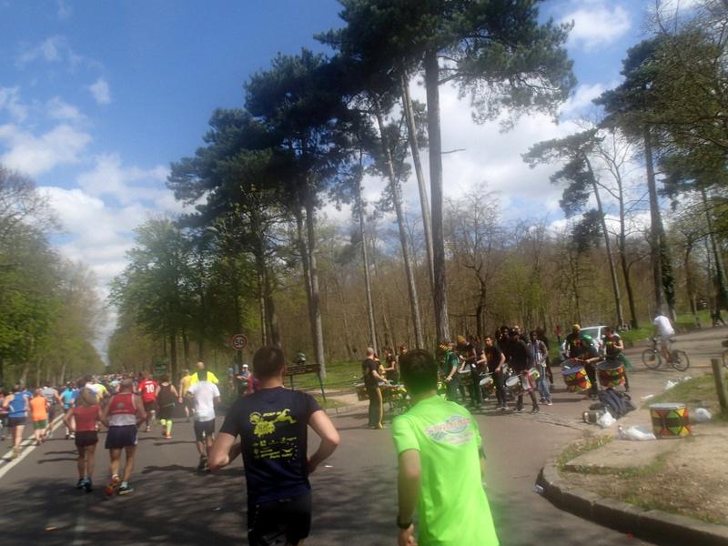 Marathon de Paris 2015 - Tor Rønnow
